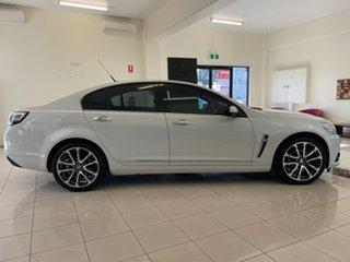 2016 Holden Calais VF II MY16 V White 6 Speed Sports Automatic Sedan
