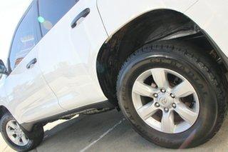 2013 Toyota Landcruiser Prado KDJ150R GX White 5 Speed Sports Automatic Wagon.