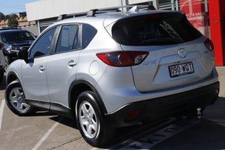 2016 Mazda CX-5 KE1072 Maxx SKYACTIV-MT FWD Silver 6 Speed Manual Wagon