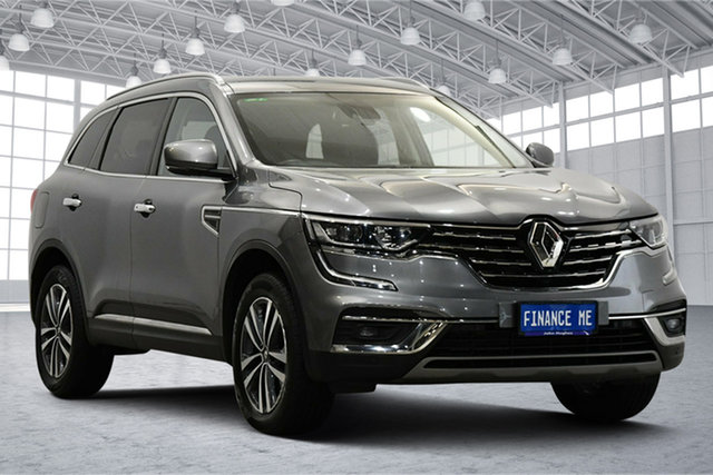 Used Renault Koleos HZG Zen X-tronic Victoria Park, 2019 Renault Koleos HZG Zen X-tronic Grey 1 Speed Constant Variable Wagon