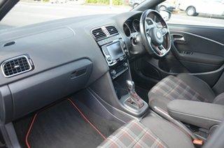 2017 Volkswagen Polo 6R MY17 GTi Black 7 Speed Auto Direct Shift Hatchback