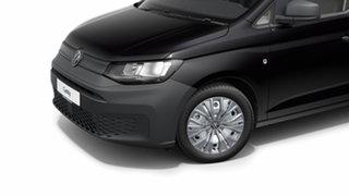 2021 Volkswagen Caddy SKN MY21 TDI320 Cargo Maxi DSG Deep Black Pearl Effect 7 Speed