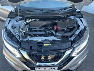 2017 Nissan Qashqai J11 Series 2 N-TEC X-tronic Silver, Chrome 1 Speed Constant Variable Wagon