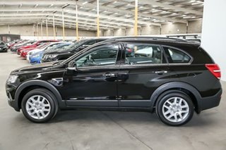 2017 Holden Captiva CG MY17 Active 2WD Black 6 Speed Sports Automatic Wagon.