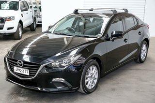 2016 Mazda 3 BM5278 Neo SKYACTIV-Drive Black 6 Speed Sports Automatic Sedan.
