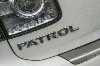 2018 Nissan Patrol Y62 Series 4 TI-L White 7 Speed Sports Automatic Wagon