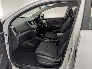 2018 Hyundai Tucson TL MY18 Active X 2WD White 6 Speed Sports Automatic Wagon