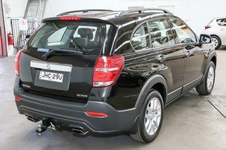 2017 Holden Captiva CG MY17 Active 2WD Black 6 Speed Sports Automatic Wagon