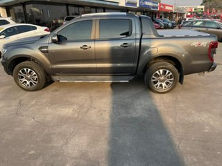 2016 Ford Ranger PX MkII Wildtrak Double Cab Magnetic 6 Speed Sports Automatic Utility