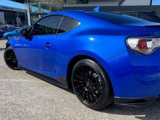 2016 Subaru BRZ Z1 MY16 Blue 6 Speed Manual Coupe.
