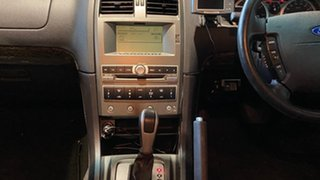 2006 Ford Fairmont BF Mk II Silver 4 Speed Sports Automatic Sedan
