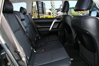 2019 Toyota Landcruiser Prado GDJ150R VX Eclipse Black 6 Speed Sports Automatic Wagon