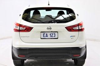2016 Nissan Qashqai J11 ST Ivory 1 Speed Constant Variable Wagon