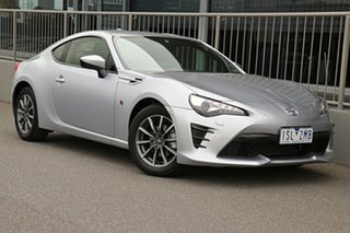 2020 Toyota 86 ZN6 GT Ice Silver 6 Speed Manual Coupe.