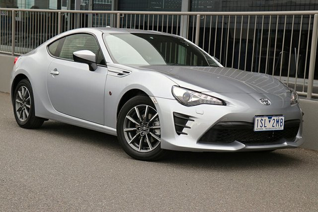 Pre-Owned Toyota 86 ZN6 GT Preston, 2020 Toyota 86 ZN6 GT Ice Silver 6 Speed Manual Coupe