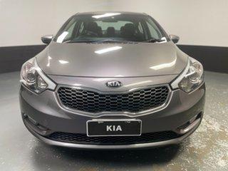 2015 Kia Cerato YD MY15 S Dark Grey 6 Speed Sports Automatic Sedan.