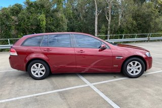 2009 Holden Commodore VE MY10 Omega Red 6 Speed Automatic Sportswagon