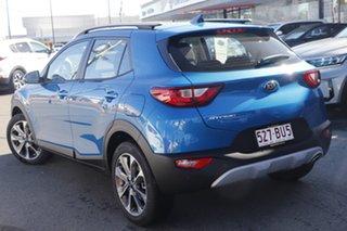 2021 Kia Stonic YB MY21 Sport FWD Sporty Blue 6 Speed Manual Wagon.
