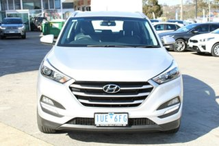 2018 Hyundai Tucson TL MY18 Active X 2WD Billet Silver 6 Speed Sports Automatic Wagon.