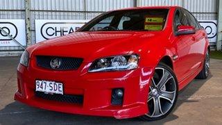 2007 Holden Commodore VE SS Red 6 Speed Manual Sedan.