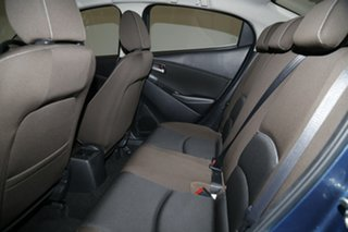 2020 Mazda 2 DL2SAA G15 SKYACTIV-Drive Pure Eternal Blue 6 Speed Sports Automatic Sedan