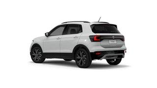 2021 Volkswagen T-Cross C1 MY21 85TSI DSG FWD CityLife Pure White 7 Speed.