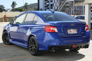 2021 Subaru WRX V1 MY21 Premium AWD WR Blue Mica 6 Speed Manual Sedan.