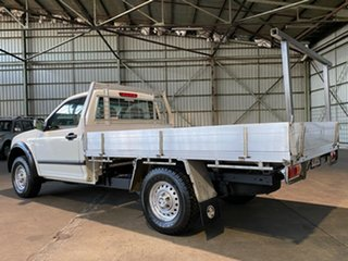 2006 Holden Rodeo RA MY06 DX 4x2 White 5 Speed Manual Cab Chassis