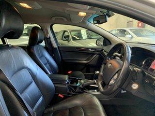2009 Ford Falcon FG G6E Turbo Silver 6 Speed Sports Automatic Sedan