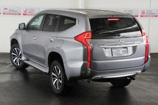 2016 Mitsubishi Pajero Sport QE Exceed (4x4) Grey 8 Speed Automatic Wagon.