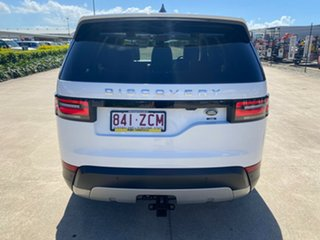 2019 Land Rover Discovery Series 5 L462 MY19 HSE Luxury White/210819 8 Speed Sports Automatic Wagon