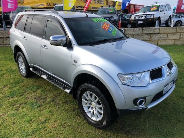 Used Mitsubishi Challenger PB (KH) MY12 30th Anniversary Wangara, 2011 Mitsubishi Challenger PB (KH) MY12 30th Anniversary Silver 5 Speed Sports Automatic Wagon