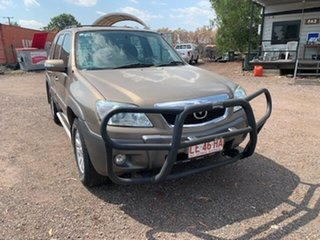 2006 Mazda Tribute Brown 4 Speed Auto Active Select Wagon