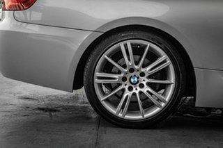 2011 BMW 3 Series E92 MY11 320d Steptronic Silver 6 Speed Sports Automatic Coupe