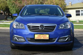 2016 Holden Calais VF II MY16 Blue 6 Speed Sports Automatic Sedan.