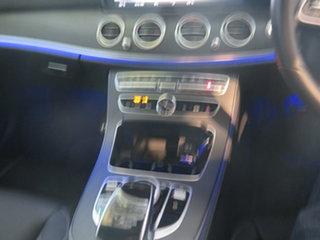 2018 Mercedes-Benz E-Class W213 808MY E200 9G-Tronic PLUS Cavansite Blue 9 Speed Sports Automatic