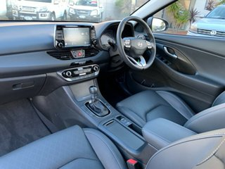 2020 Hyundai i30 PD.V4 MY21 Active Silver 6 Speed Sports Automatic Hatchback