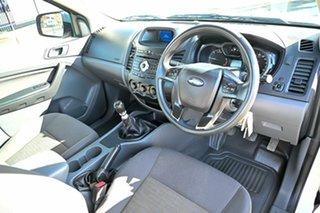 2014 Ford Ranger PX XL White 6 Speed Manual Utility