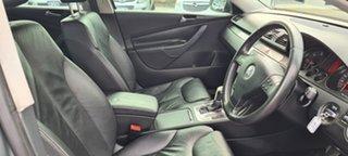 2007 Volkswagen Passat Type 3C MY07 TDI DSG Green 6 Speed Sports Automatic Dual Clutch Sedan