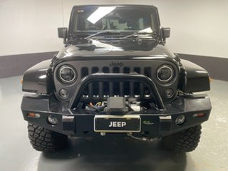 2018 Jeep Wrangler JK MY18 Freedom Black 5 Speed Automatic Softtop.