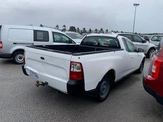 2008 Ford Falcon FG (LPG) White 4 Speed Auto Seq Sportshift Utility