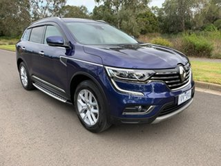 2019 Renault Koleos HZG Zen Blue Constant Variable Wagon.