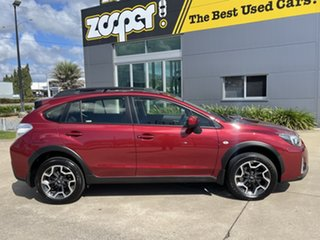 2016 Subaru XV G4X MY17 2.0i Lineartronic AWD Special Edition Red/270417 6 Speed Constant Variable.