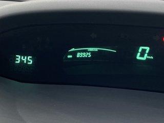 2008 Toyota Yaris NCP90R YR Blue 4 Speed Automatic Hatchback