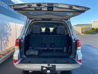 2019 Toyota Landcruiser VDJ200R LC200 VX (4x4) Silver Pearl 6 Speed Automatic Wagon