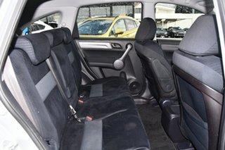 2009 Honda CR-V RE MY2007 4WD Silver 6 Speed Manual Wagon