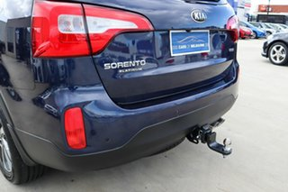 2012 Kia Sorento XM MY12 Platinum Blue 6 Speed Sports Automatic Wagon.