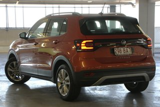 2020 Volkswagen T-Cross C1 MY21 85TSI DSG FWD Style Energetic Orange 7 Speed.