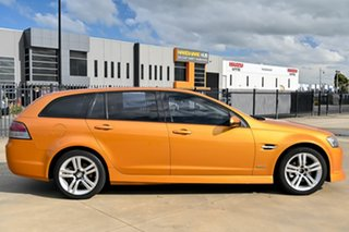 2010 Holden Commodore VE MY10 SV6 Sportwagon Gold 6 Speed Sports Automatic Wagon