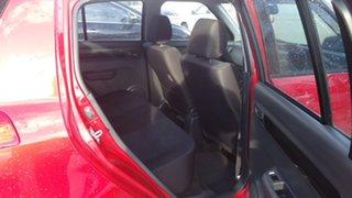 2007 Suzuki Swift RS415 RE1 Red 5 Speed Manual Hatchback